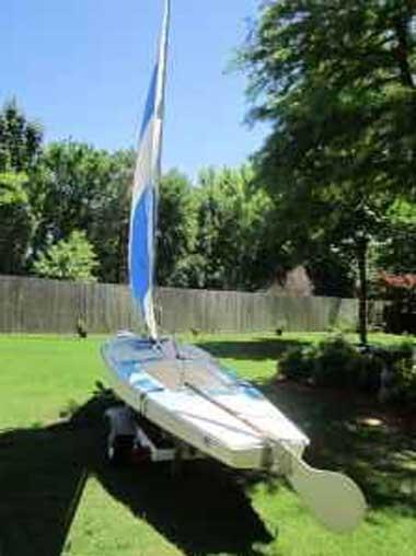 Dolphin 14', 1984 sailboat