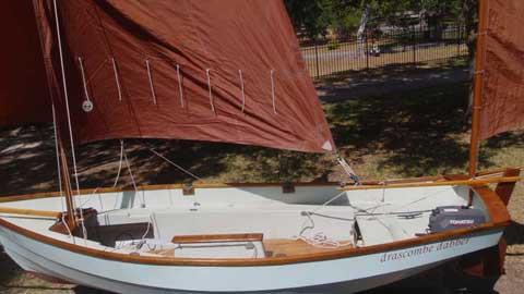 Drascombe Dabber Yawl 16', 1979 sailboat