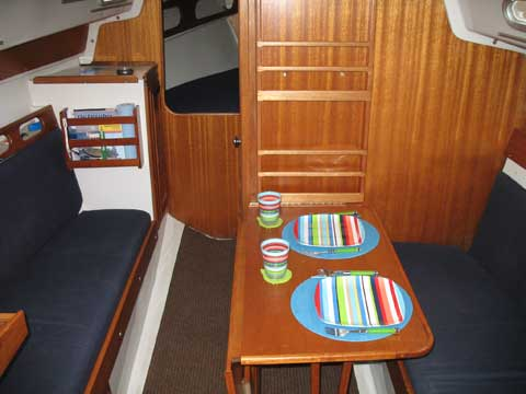 Boat Anchors For Sale >> Ericson 27, 1977, Bayfield, Wisconsin, sailboat for sale ...