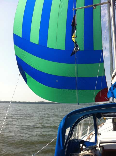 Ericson 32, 1974 sailboat