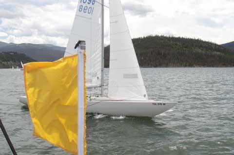 Etchells, 30', 1997 sailboat