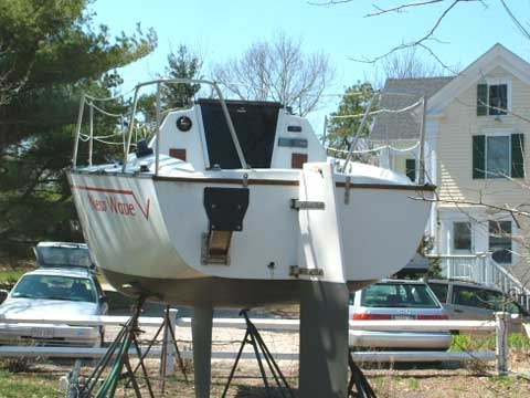 Evelyn 26 Ft. One Design, 1980 sailboat