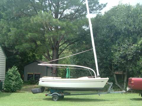 Expo Sailer, 1994 sailboat