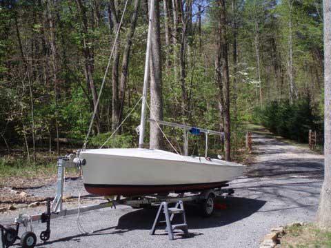 Flying Scot, FS 1210, 1966 sailboat