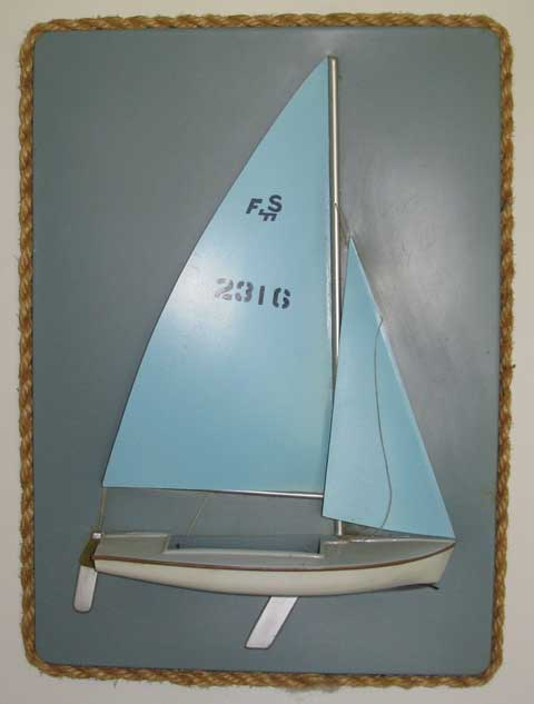 Flying Scot, 1973 sailboat