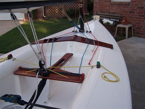 Texas Car Inspection >> Weeks/Force 5, 14', 2004, Edmond, Oklahoma, sailboat for ...