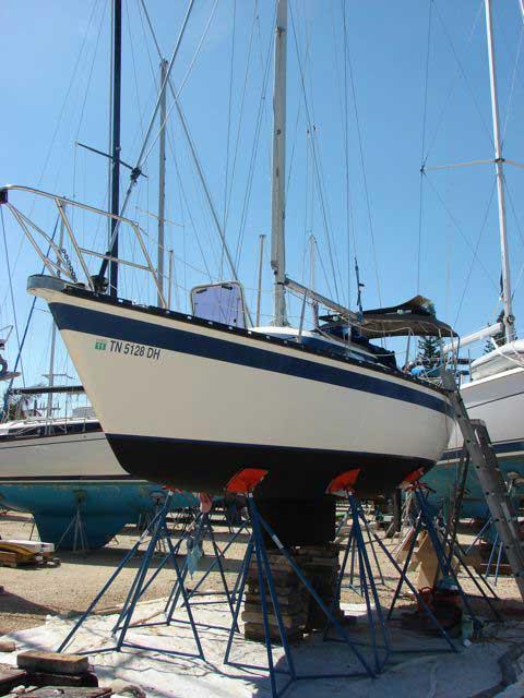 Friendship 26, J. de Ridder, 1986 sailboat