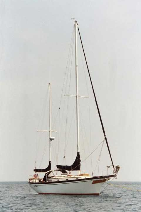 Fuji 35ft. Ketch, 1977 sailboat