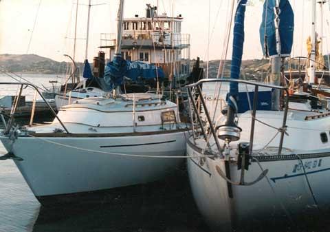 Haida 26, 1969 sailboat