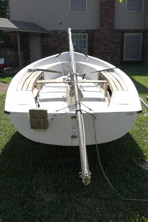 Boston Whaler Harpoon 5 2 1983 League City Texas