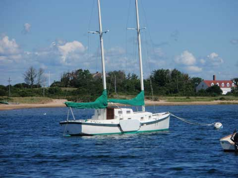 Herreshoff Meadowlark ketch, 37', 1973 sailboat