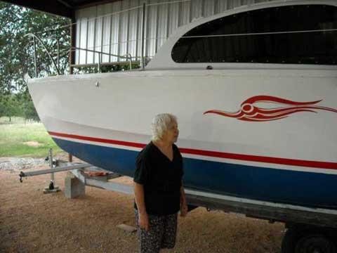 Hirondelle MK1, 24ft., 1970 sailboat