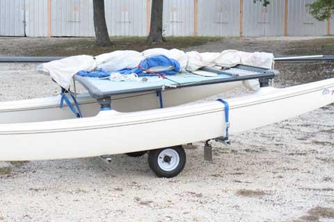 Hobie 14 Turbo, 1983 sailboat