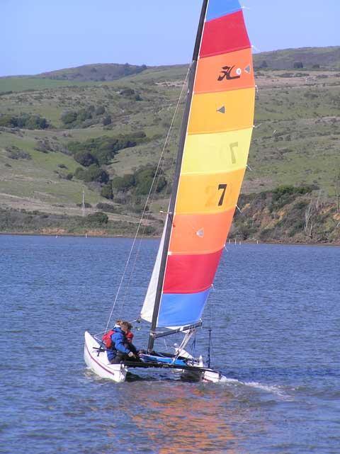 Hobie 18, 1978 sailboat