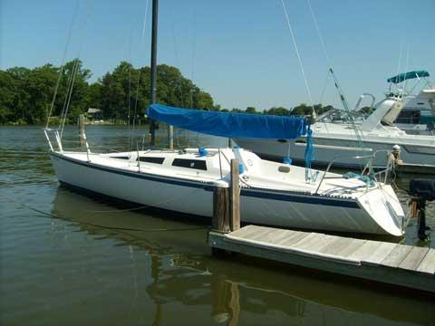 Hobie 33, 1984 sailboat