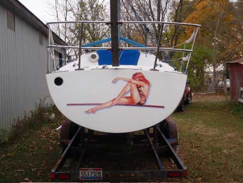 Hobie 33, 1987 sailboat