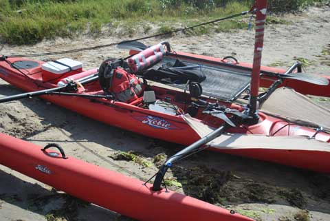 Hobie Mirage Adventure Island For Sale In Texas