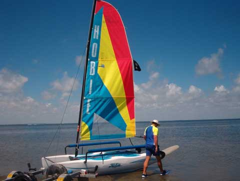 Hobie Wave 2006 sailboat