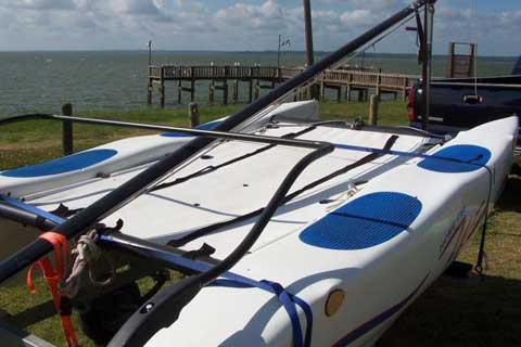Hobie Wave, 1995 sailboat