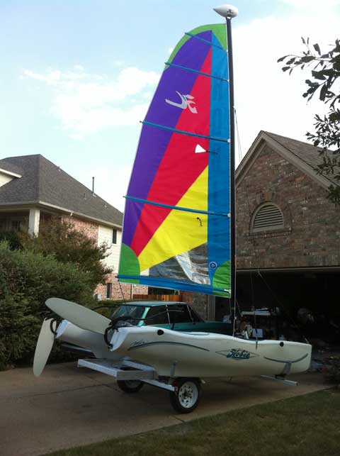 Hobie Wave, 2003 sailboat