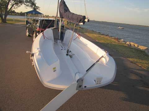 Hunter 18 2011 Oklahoma City Oklahoma Sailboat For Sale From