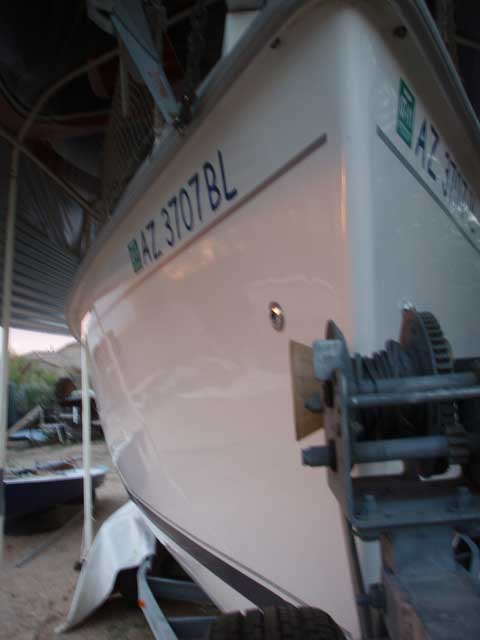 Hunter 260, 2002 sailboat