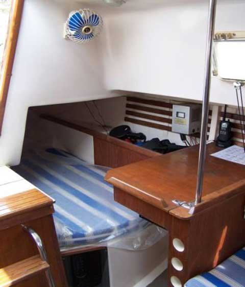 Hunter 27, 1983 sailboat