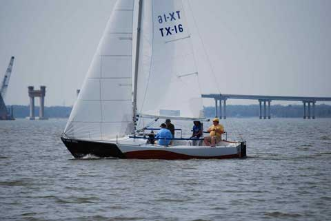 IC-24, 1979 sailboat