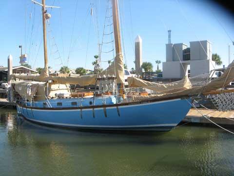 Ingrid Ketch Rig, 38ft., 1980 sailboat