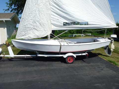 Interlake 18, 1967 sailboat