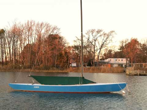 International 210 sailboat
