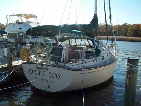 Island Packet 29, 1992 sailboat