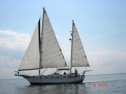 Island Trader 41' Ketch, 1979 sailboat