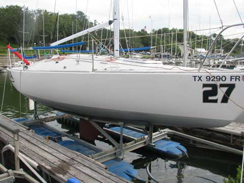 J24 For Sale >> J24 1986 Fort Worth Texas Sailboat For Sale From Sailing Texas