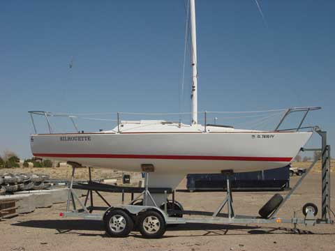 J24 For Sale >> J 24 1980 Pueblo Colorado Sailboat For Sale From Sailing Texas