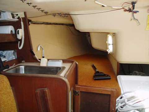 J29 1984 Port Aransas Texas Sailboat For Sale From
