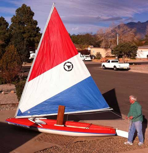 Jetwind 14 1974 Albuquerque New Mexico Sailboat For