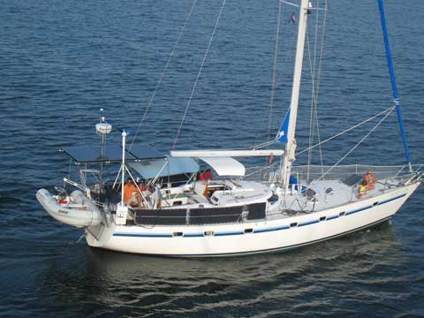 Kalik, 44', 1981 sailboat