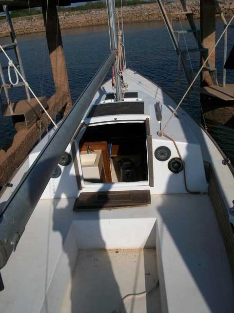 Kittiwake 23, 1964 sailboat