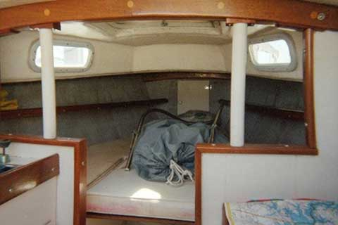 Kittiwake 24, 1974 sailboat
