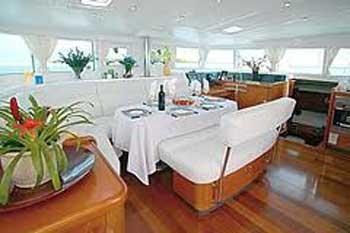 Lagoon 440 catamaran partnership, 2004 sailboat