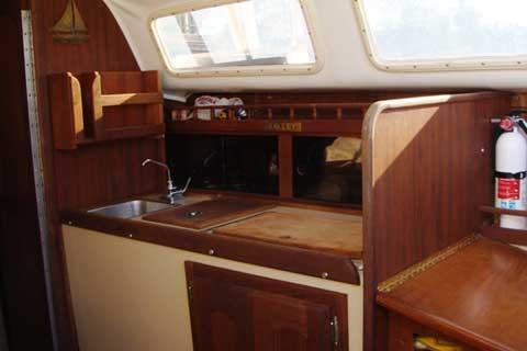 Laguna Windrose 26 1982 Oklahoma City Ok Sailboat For