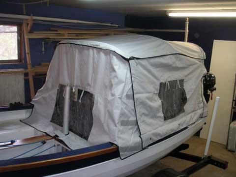 B&B Lapwing 16, 2010 sailboat