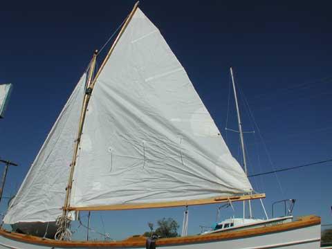 Laughing Gull sailboat
