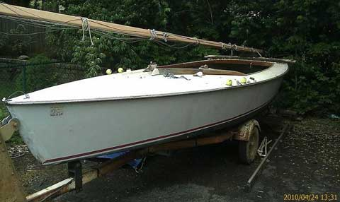 Sailboat For Sale: Lightning Sailboat For Sale Craigslist