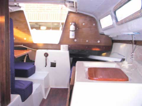 Macgregor 25 Swing Keel 1978 Dallas Fort Worth Texas