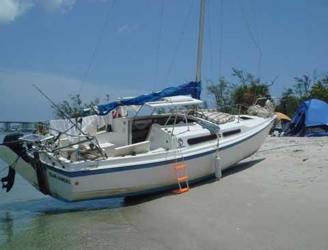 Macgregor 25 1982 Deltona Florida Sailboat For Sale