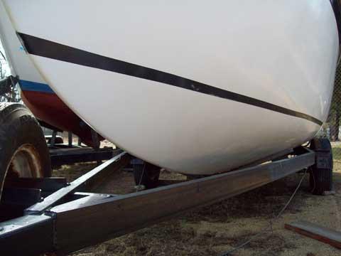MacGregor 26C, 1991 sailboat