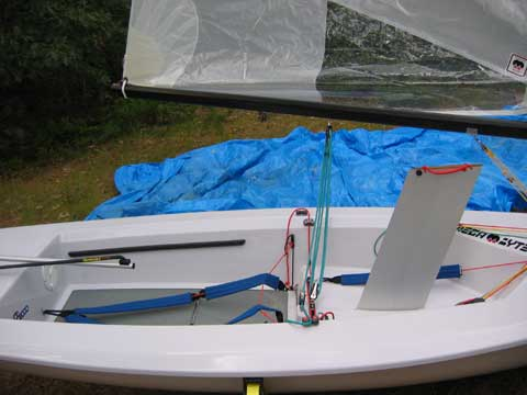 Megabyte 2004 sailboat