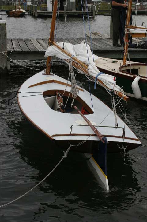 Melonseed, 15' Cortez, 2006 sailboat